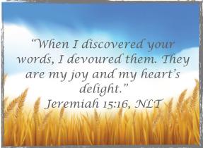 Jeremiah 15 NLT